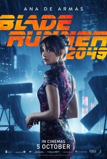 Blade Runner 2049 - Poster / Capa / Cartaz - Oficial 14