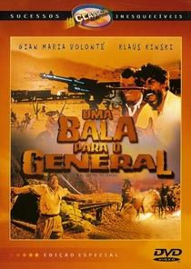 Uma Bala Para o General - Poster / Capa / Cartaz - Oficial 1