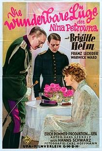 The Wonderful Lies of Nina Petrovna - Poster / Capa / Cartaz - Oficial 1