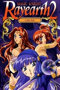 Guerreiras Mágicas de Rayearth (2ª Temporada) - Poster / Capa / Cartaz - Oficial 6