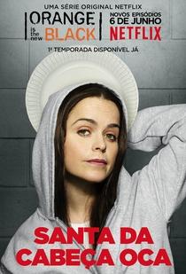 Orange Is The New Black (2ª Temporada)  - Poster / Capa / Cartaz - Oficial 7