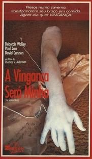 A Vingança Será Minha - Poster / Capa / Cartaz - Oficial 4