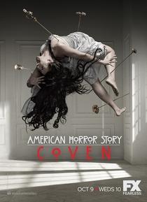 American Horror Story: Coven (3ª Temporada) - Poster / Capa / Cartaz - Oficial 3