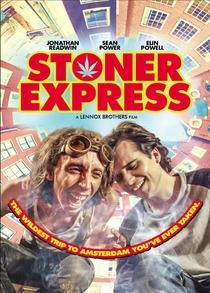 Stoner Express - Poster / Capa / Cartaz - Oficial 1