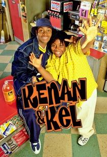 Kenan & Kel (3ª Temporada)  - Poster / Capa / Cartaz - Oficial 1