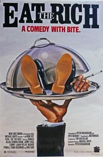Comendo os Ricos - Poster / Capa / Cartaz - Oficial 2