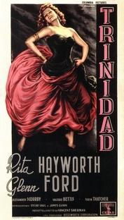 Uma Viúva em Trinidad - Poster / Capa / Cartaz - Oficial 1