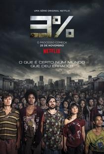 3% (1ª Temporada) - Poster / Capa / Cartaz - Oficial 3