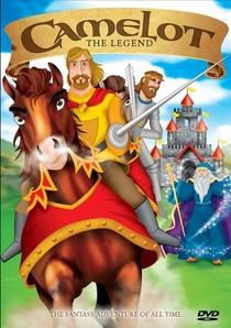 Camelot - A Lenda - Poster / Capa / Cartaz - Oficial 2