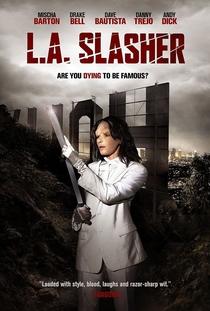 L.A. Slasher - Poster / Capa / Cartaz - Oficial 2