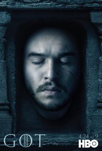 Game of Thrones (6ª Temporada) - Poster / Capa / Cartaz - Oficial 18