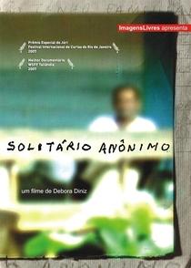 Solitário Anônimo - Poster / Capa / Cartaz - Oficial 1