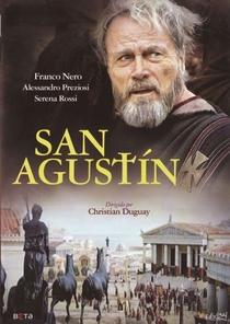Santo Augustinho: O Declínio do Império Romano - Poster / Capa / Cartaz - Oficial 3