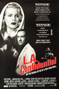 Los Angeles - Cidade Proibida - Poster / Capa / Cartaz - Oficial 2