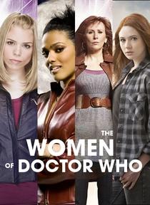 As Mulheres de Doctor Who - Poster / Capa / Cartaz - Oficial 1