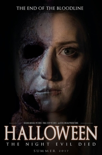 Halloween: The Night Evil Died - Poster / Capa / Cartaz - Oficial 3