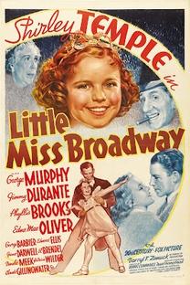 Miss Broadway - Poster / Capa / Cartaz - Oficial 1