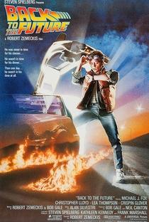 De Volta Para o Futuro - Poster / Capa / Cartaz - Oficial 1