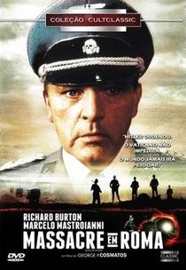 Massacre em Roma - Poster / Capa / Cartaz - Oficial 1