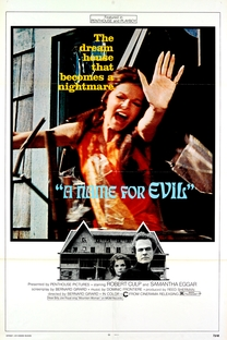 A Name for Evil - Poster / Capa / Cartaz - Oficial 1