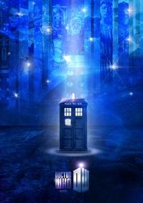Doctor Who (7ª Temporada) - Poster / Capa / Cartaz - Oficial 2