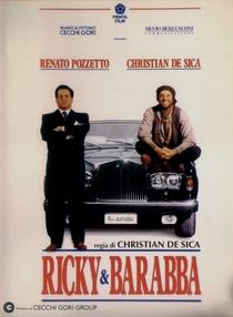 Ricky & Barabba  - Poster / Capa / Cartaz - Oficial 1