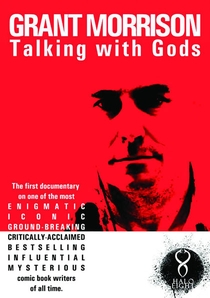 Grant Morrison: Talking With Gods - Poster / Capa / Cartaz - Oficial 1