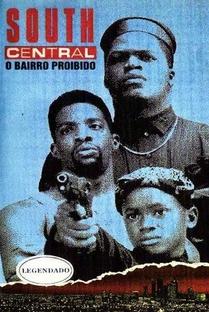 South Central - O Bairro Proibido - Poster / Capa / Cartaz - Oficial 2