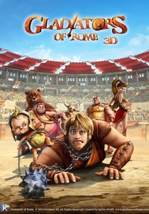 Gladiadores de Roma - Poster / Capa / Cartaz - Oficial 2