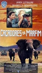Caçadores de Marfim - Poster / Capa / Cartaz - Oficial 2