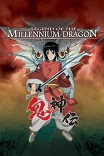 A Lenda do Dragão Milenar - Poster / Capa / Cartaz - Oficial 1