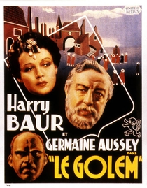 Le Golem - Poster / Capa / Cartaz - Oficial 1