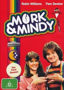 Mork & Mindy (1ª Temporada) - Poster / Capa / Cartaz - Oficial 1