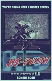 Hi-Death - Poster / Capa / Cartaz - Oficial 1