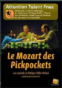 Le Mozart des pickpockets - Poster / Capa / Cartaz - Oficial 1