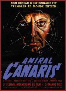 Almirante Canaris  - Poster / Capa / Cartaz - Oficial 4