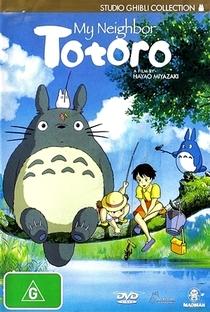 Meu Amigo Totoro - Poster / Capa / Cartaz - Oficial 54