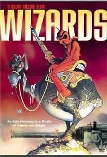 Wizards - Poster / Capa / Cartaz - Oficial 2