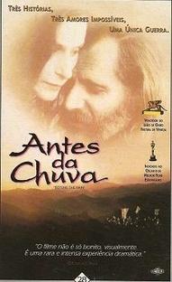 Antes da Chuva - Poster / Capa / Cartaz - Oficial 4