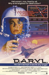 D.A.R.Y.L. - Poster / Capa / Cartaz - Oficial 1
