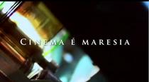 Cinema é Maresia - Poster / Capa / Cartaz - Oficial 1