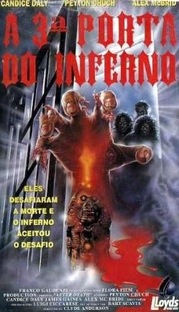 A Terceira Porta do Inferno - Poster / Capa / Cartaz - Oficial 2
