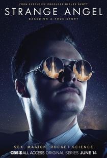 Strange Angel (1ª Temporada) - Poster / Capa / Cartaz - Oficial 1