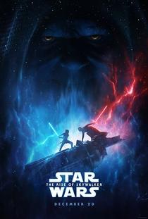 Star Wars: A Ascensão Skywalker - Poster / Capa / Cartaz - Oficial 2