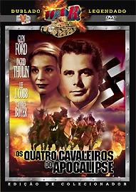 Os Quatro Cavaleiros do Apocalipse - Poster / Capa / Cartaz - Oficial 2
