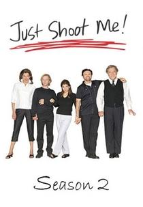 Just Shoot Me! (2ª Temporada) - Poster / Capa / Cartaz - Oficial 1