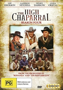 Chaparral (4ª Temporada) - Poster / Capa / Cartaz - Oficial 1