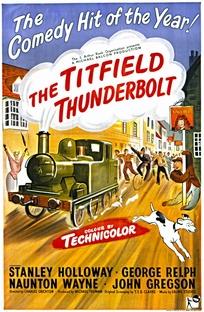 O Expresso de Titfield - Poster / Capa / Cartaz - Oficial 1