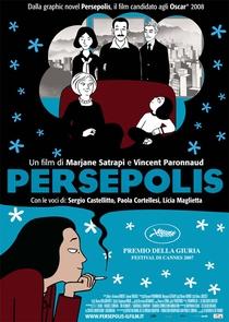 Persépolis - Poster / Capa / Cartaz - Oficial 2