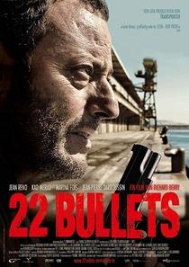 22 Balas - Poster / Capa / Cartaz - Oficial 5